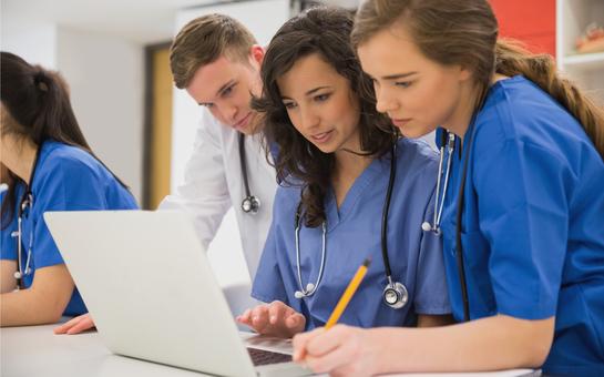 medical learning management system